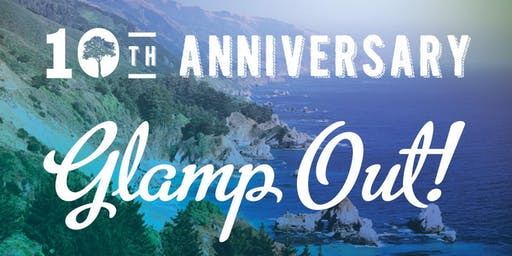 Outdoor Afro's 10th Anniversary Glamp Out Gala!