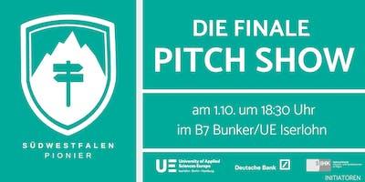 Südwestfalen Pionier - Die finale Pitch Show