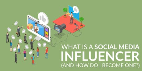 How to Become a Social Media Influencer tickets