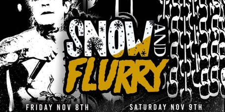 Snow and Flurry 5 tickets