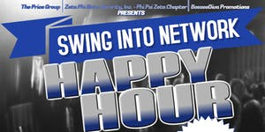 Swing Into Network Happy Hour