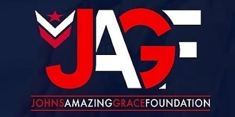 John's Amazing Grace Gala tickets