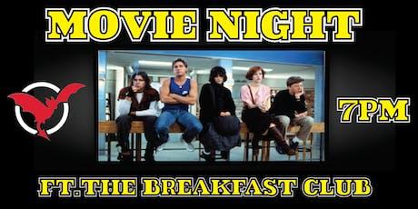 Movie Night ft. The Breakfast Club tickets