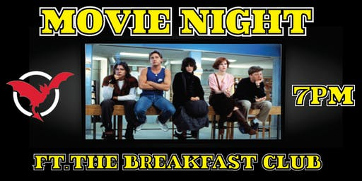 Movie Night ft. The Breakfast Club