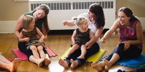 Parent-Child Mother Goose - Gemstone Care Centre (Intergenerational)