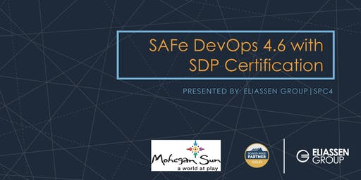 Connecticut - SAFe DevOps with Practitioner Certification (SDP)