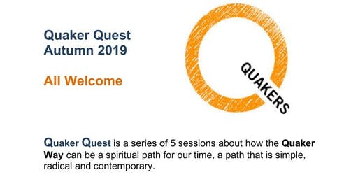 Quaker Quest - discover a spiritiual pathway for our time