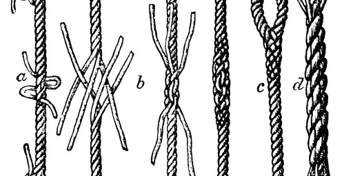 Boating Knots and Intro to Splicing Rope