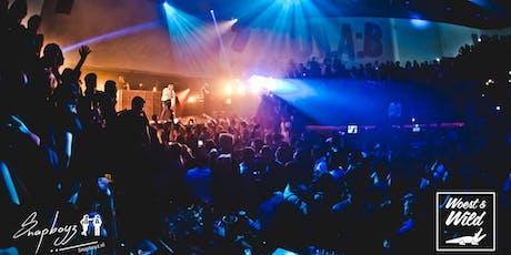 Woest & Wild X Mula B X Herfstvakantie Special  tickets