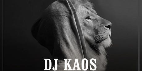 Complimentary Guest List for DJ Kaos At Oxford Social Club tickets