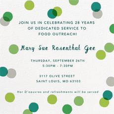 Mary Sue Rosenthal Gee's Retirement Celebration! tickets
