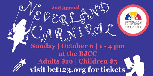 Neverland Carnival 2019
