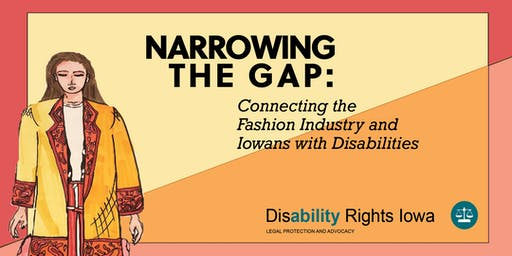 Narrowing the Gap: The Fashion Industry and Iowans with Disabilities