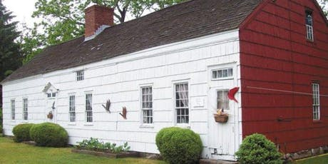 Preservation in Progress Tour: The William Miller House, Miller Place tickets