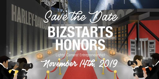 BizStarts Honors: Lights! Camera! Entrepreneurship!