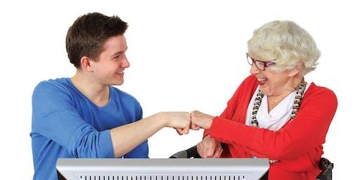 Cyber-Seniors in Niagara