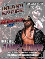 The Cowboy James Storm Meet & Greet