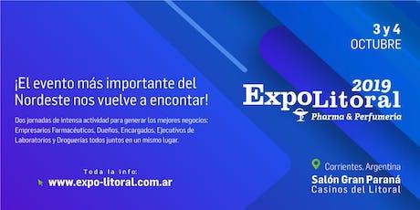 Expo Litoral 2019 - Pharma & Perfumería entradas