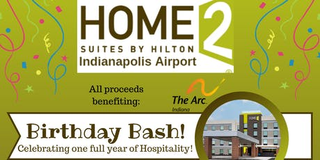 Home2 Birthday Bash! tickets
