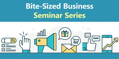 ****-Sized Business Seminar Series - Marketing on a Budget