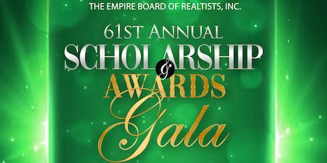 61st Annual Empire Scholarship & Awards Gala tickets