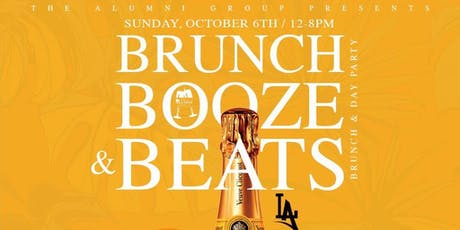 Brunch, Booze, & Beats: Bottomless Brunch & Day Party - L.A. Polo Classic Weekend Edition tickets