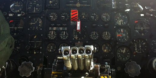 Jet Junkies Live Open Cockpit Day