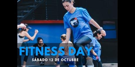Fitness Day a Beneficio de FUNDAL entradas