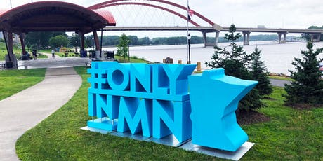 #OnlyinMN Monument at the New Ulm Oktoberfest tickets