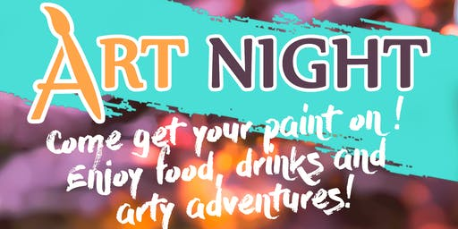 Art Night! : September Shenanigans!
