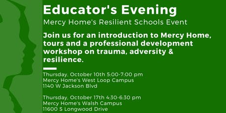Educator's Evening- Walsh Campus tickets