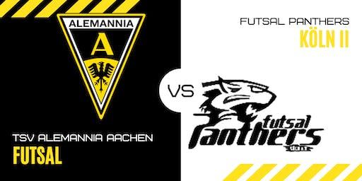 Alemannia Aachen vs. Futsal Panthers Köln II