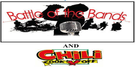 WCR 2019 BATTLE OF THE BANDS & CHILI COOK OFF tickets