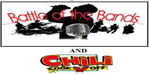 WCR 2019 BATTLE OF THE BANDS & CHILI COOK OFF