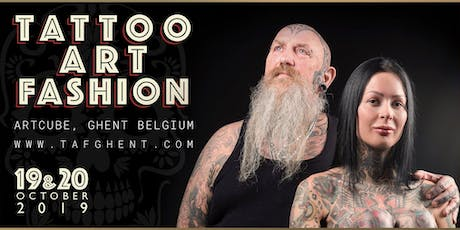 Tattoo Art Fashion Ghent  tickets