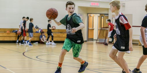Basketball Jr. Skills Academy @ Cleveland (Gr 1-3)