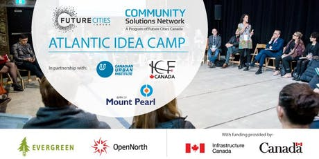 Atlantic Idea Camp: How to be Smart, but Small tickets