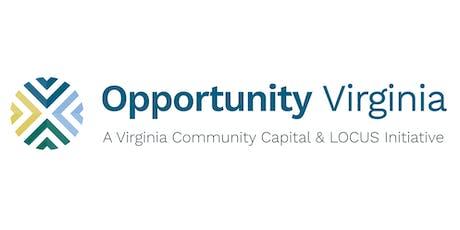 Opportunity Virginia Launch & Summit tickets
