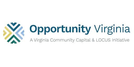 Opportunity Virginia Launch & Summit