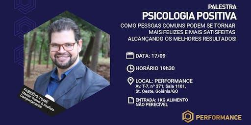 Palestra Psicologia Positiva