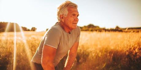 Mieux vivre avec le cancer de la prostate billets