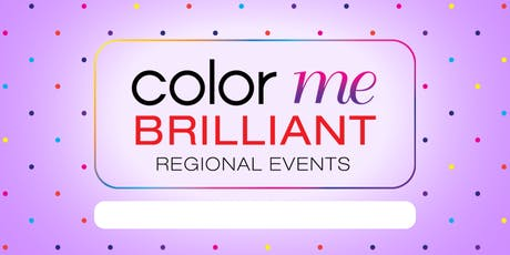 Color Me Brilliant Regional Training Waldorf/LaPlata tickets