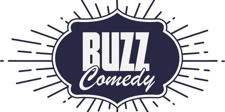 Buzz Comedy 10/2 tickets
