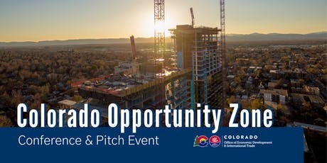 Colorado Opportunity Zone Conference 2019 tickets