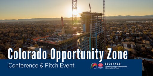 Colorado Opportunity Zone Conference 2019