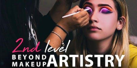 2nd Level Beyond Makeup Artistry   Orlando tickets