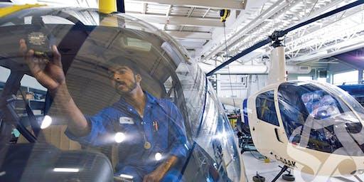 SAIT Aviation Programs Information Session