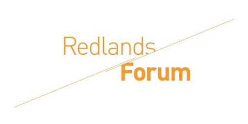 Redlands Forum-Peter Raven