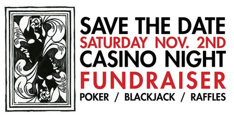 Casino Night Fundraiser tickets
