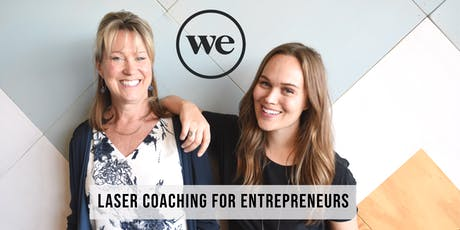 WeWork  x  Laser Coaching for Entrepreneurs (Bentall III) tickets
